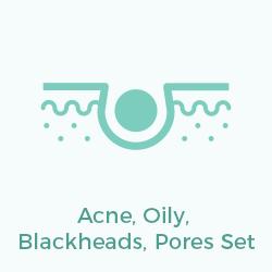 set-acne-oily-blackheads-pores