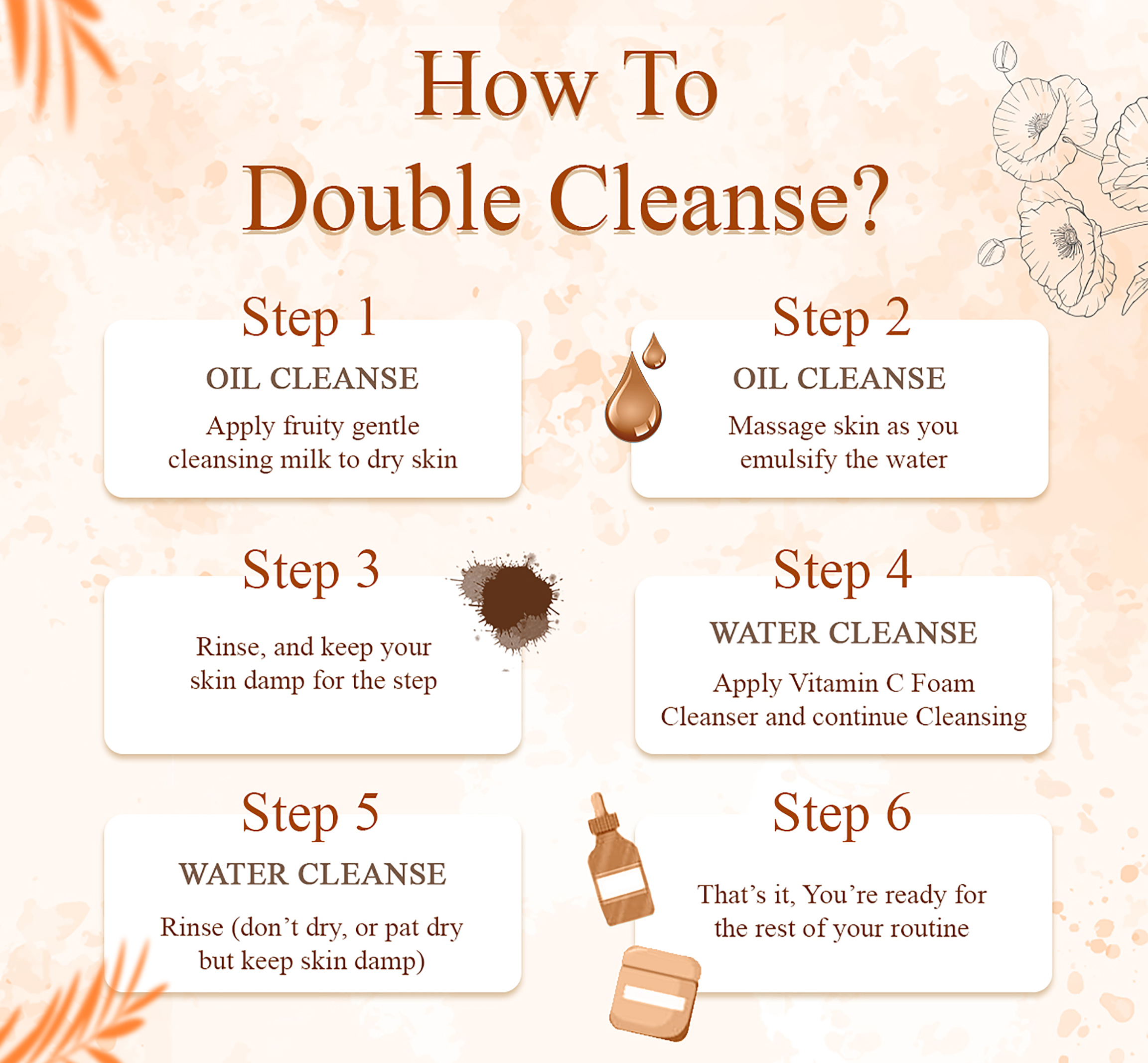 cleansing-steps